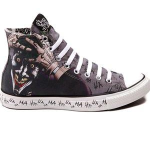 Converse Chuck Taylor All Star Hi Joker Sneaker 10